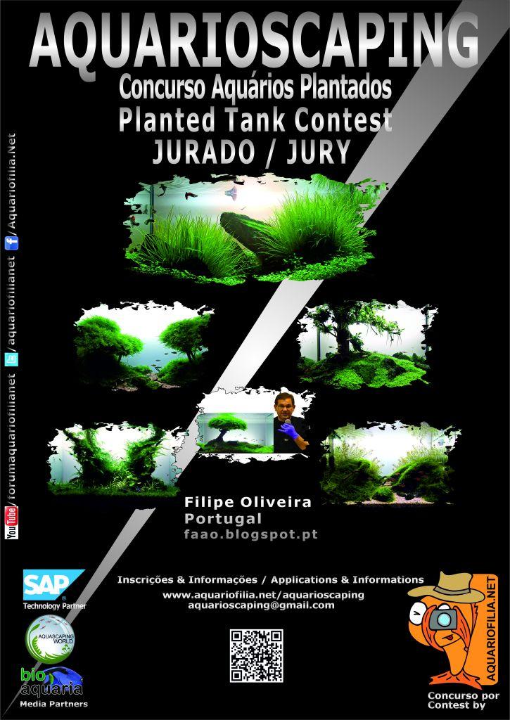 Concurso Aquários Plantados