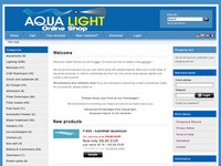 Aqua Light Photo