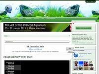 Aquascaping World Forum Photo
