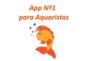 Aplica��o Android N�1 para Aquaristas Photo