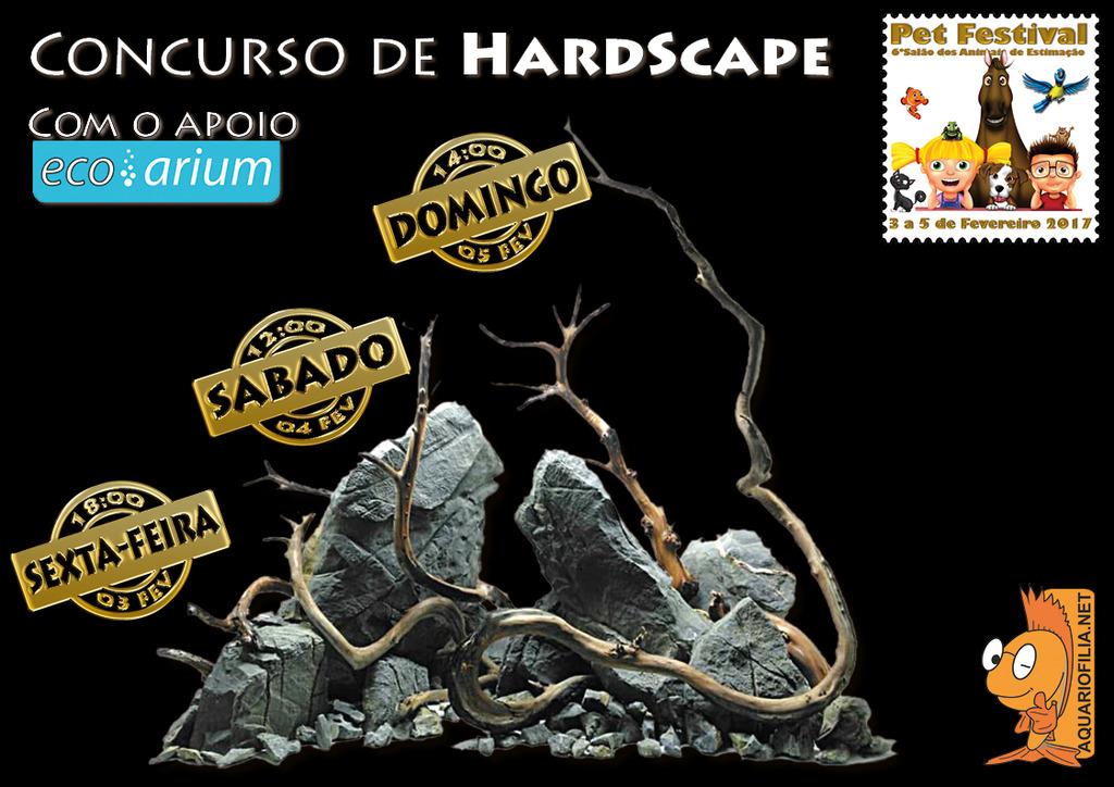 Cartaz  Concurso Hardscape