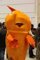 Mascote na PETFESTIVAL 2012