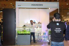 Stand Aquaeden na PETFESTIVAL 2012