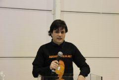 Workshop Fernando Freire na PETFESTIVAL 2012
