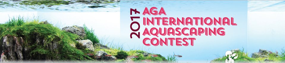 International AGA Aquascaping Contest - Abertura das candidaturas